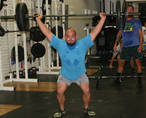 Standing From Snatch
